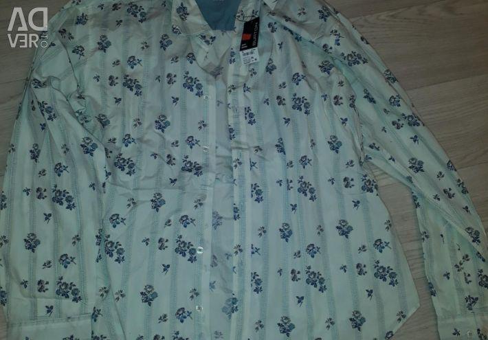Shirt new 52-54