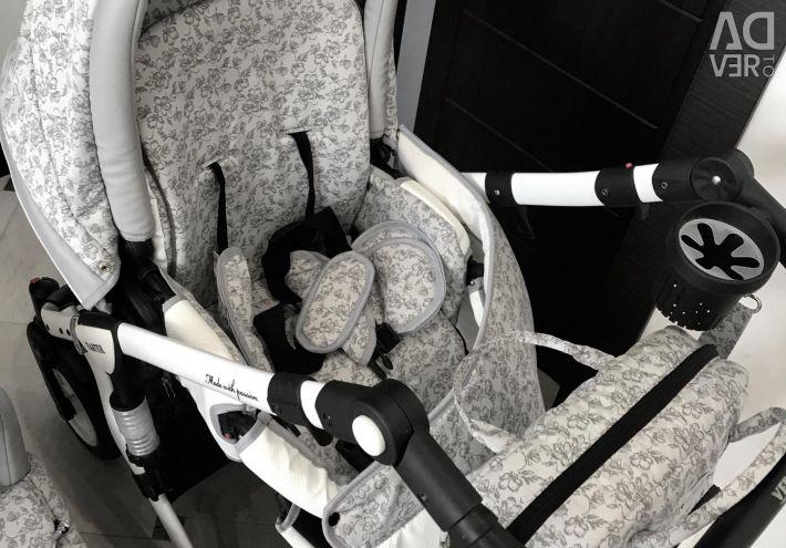 Stroller VERDI Style. Oochen beautiful