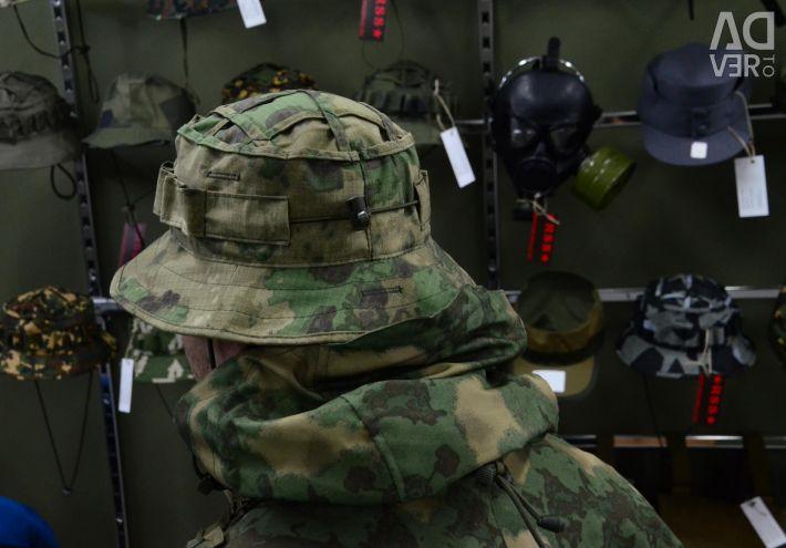 Panamă lunetistă în camuflaj Ataks