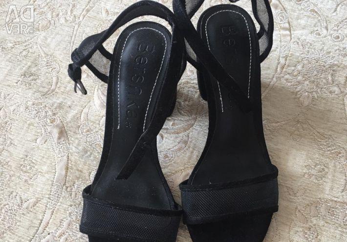 Sandals Bershka