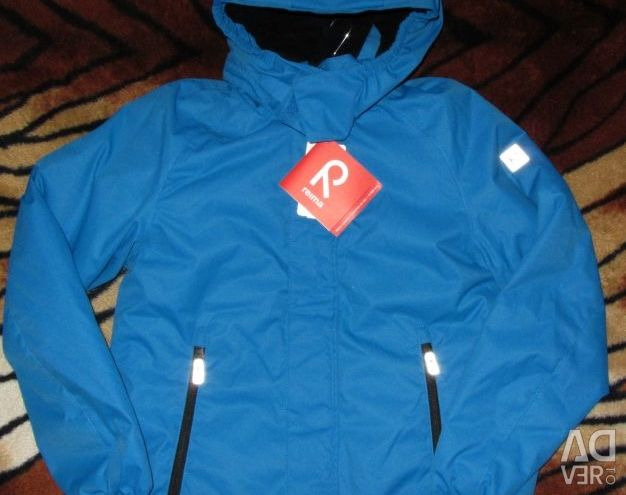 NEW Reima jacket r. 140+
