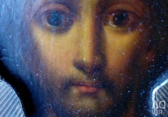 Ікона 19 век.Господь Вседержитель .Абросімов !!!