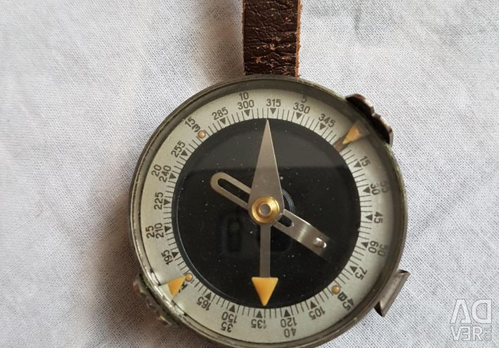 Compass Andrianova officer.Raritet.Vintazh.