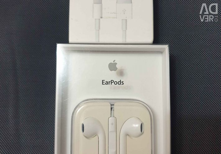 EarPods / Lighting / Apple.