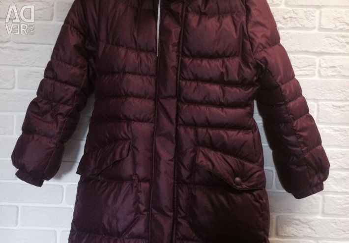 Coat down jacket 116 + 6