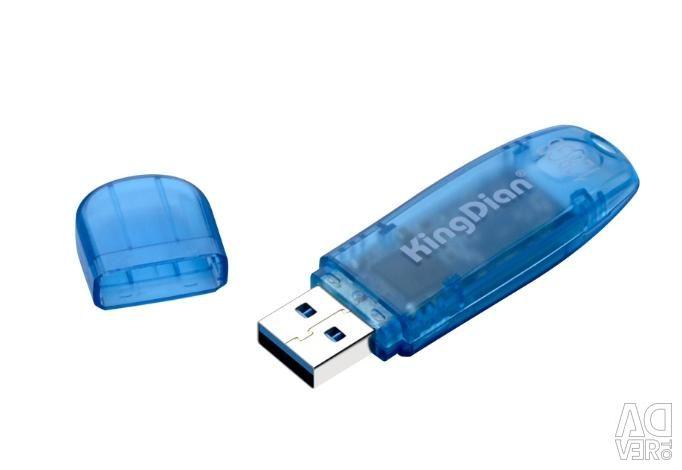 Nou în unitatea flash SSD Kingdian U10 128gb usb 3.0