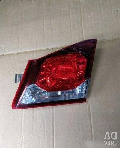 R lamp in the tailgate Honda Civic 4D 8 body
