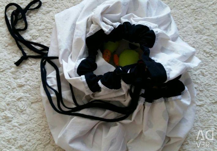 Τσάντα χειρός για παιχνίδια