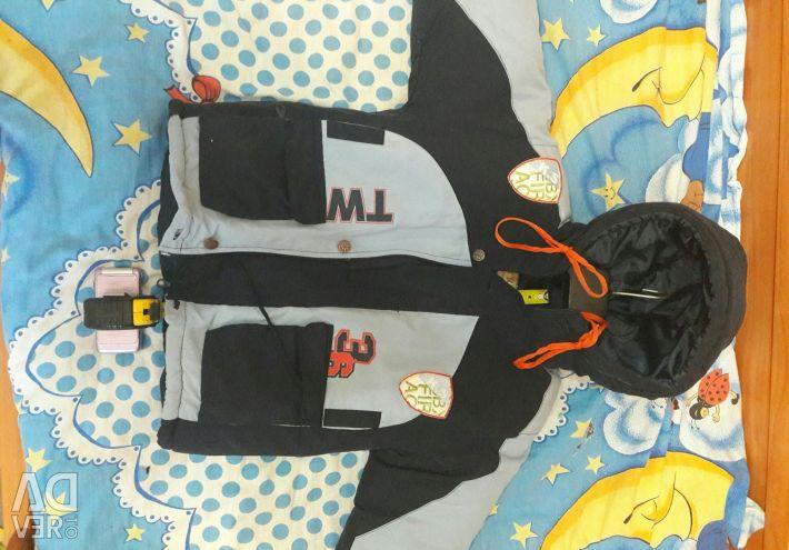 Children's jacket-winter height 110-116cm