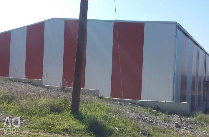 Industrial Warehouse in Monagroulli, Limassol