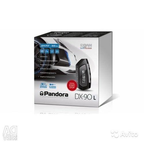 Car Alarm Pandora DX-90L