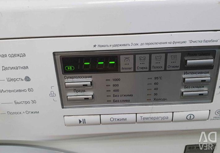Mașină de spălat LG F-10B8MD1