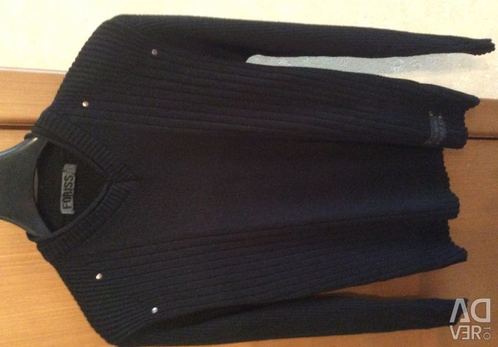 New men's sweatshirt, Poland, wool 100%
