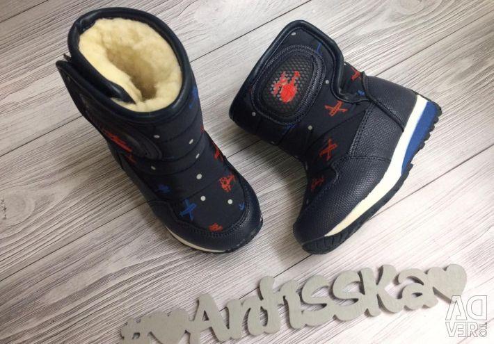 Boots dutik iarna noua