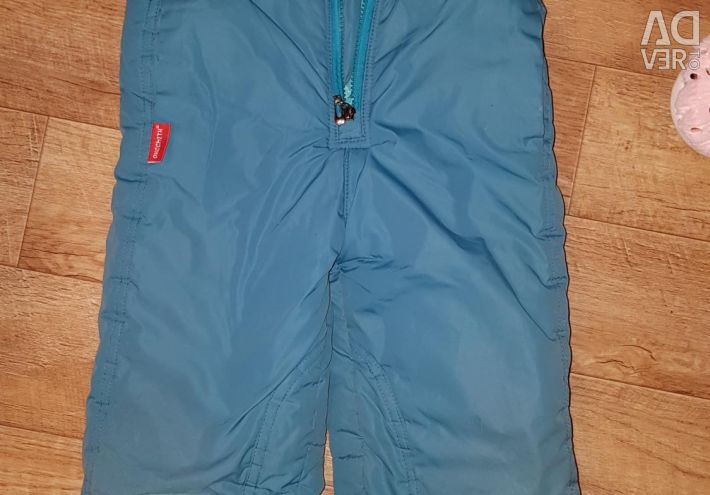 Winter suit 4 for height 104-110