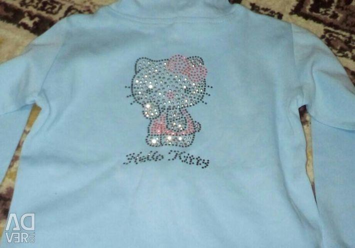 Hello Kitty Lightweight Pulover