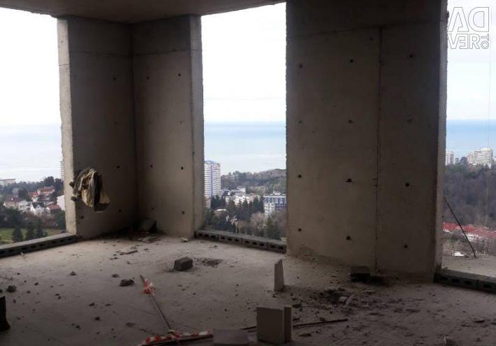 Apartament, 1 cameră, 40,3 m²