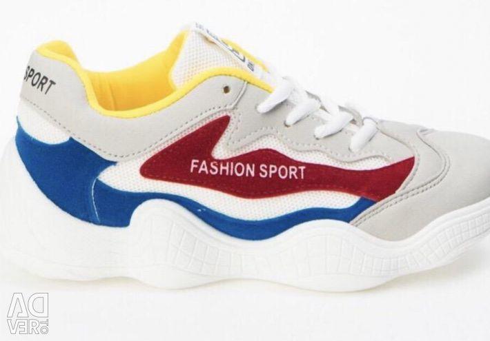 New GOGC sneakers
