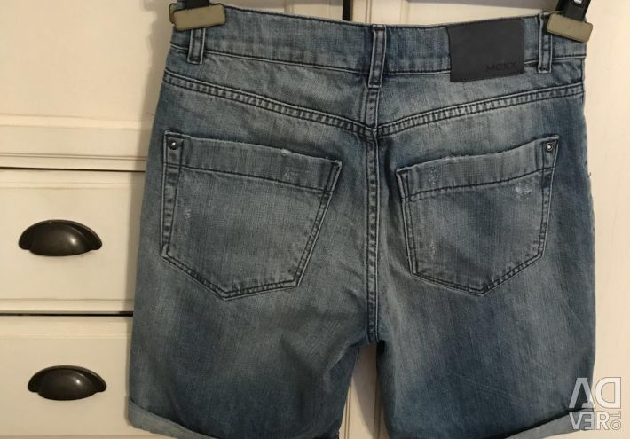 Mehh jeans shorts