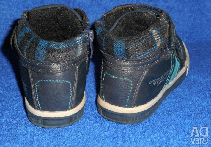 Boots demi-sezon Jump-Skok r.24 (15 cm branț)