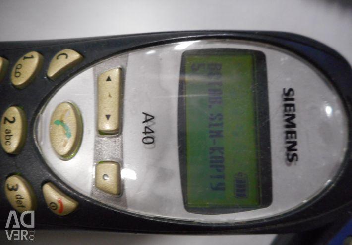 Siemens a40 / siemens c45