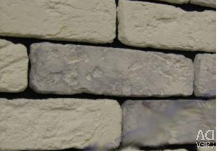 3 D πάνελ και πέτρα