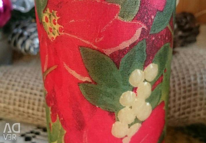 Lumanari de Anul Nou, lumanari decorative