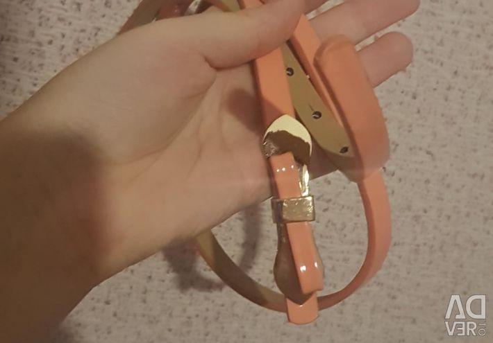 Thin straps new