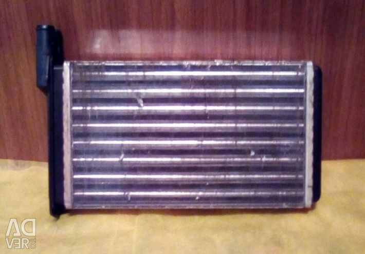 Heating radiator on WHA