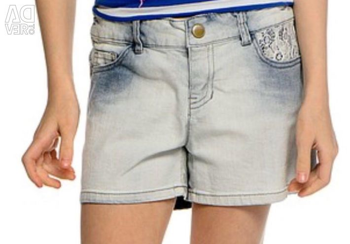 Denim shorts ?