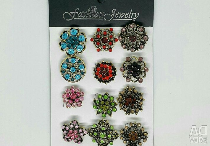 New brooches in stock