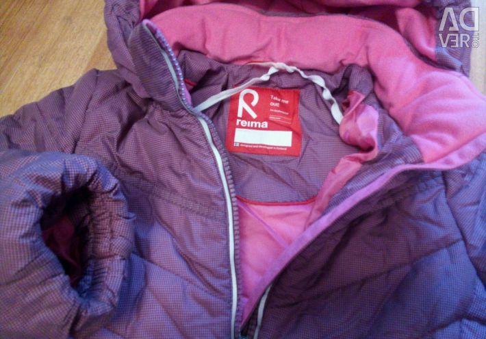 Jacket demis Reima and AngelCity 98-110-128