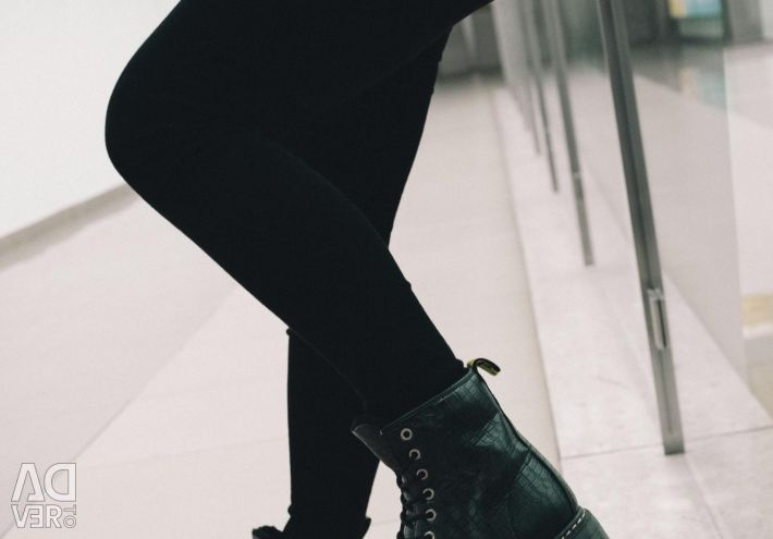 Winter boots 'martins'