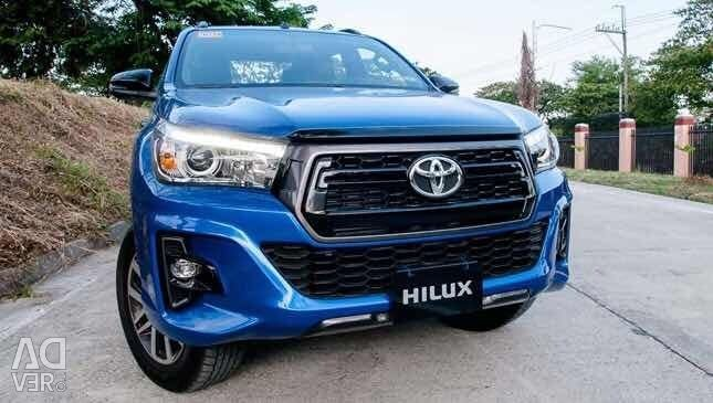 Toyota Hilux Conquest 2.8 G 4x4 AT