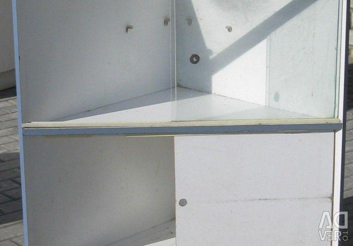 Shelf cabinet height 80 cm width 80 cm depth 40