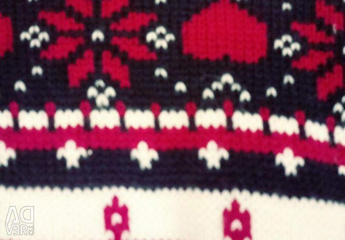 Όμορφο πουλόβερ.