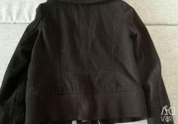 Jacket cu fermoar p 42-44
