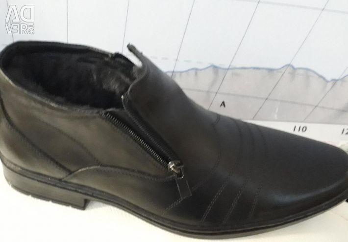41 p Nat.mech nat.kozha. New shoes