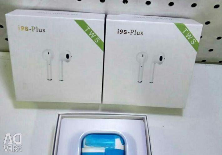 I9S-TWS ακουστικά