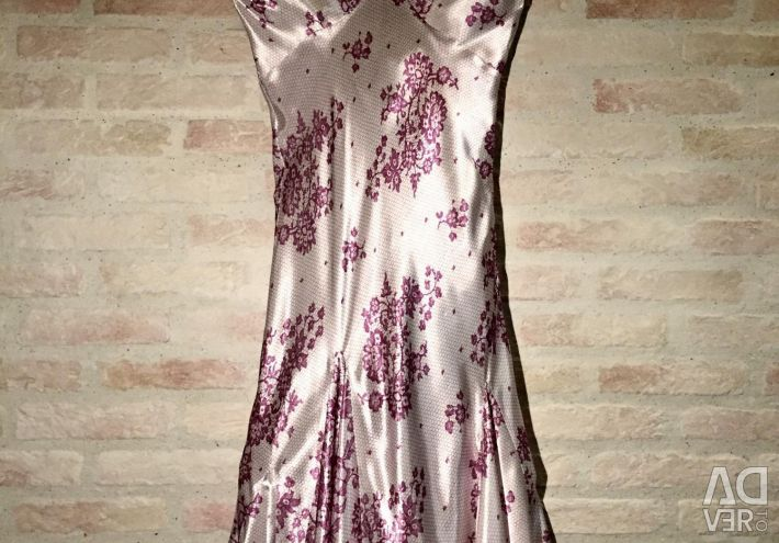 Baloda elbise John Galliano.Italy.Novo