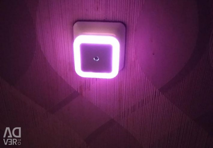 NEW night light touch