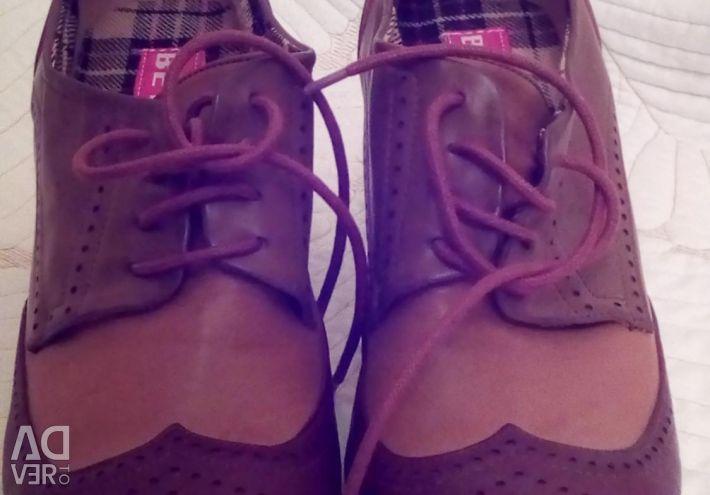 Ботинки.размер 39.Beisy