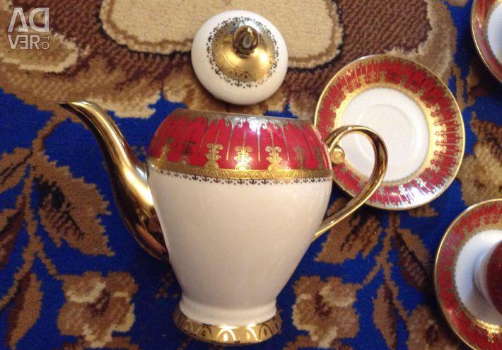 6 kişilik çay servisi