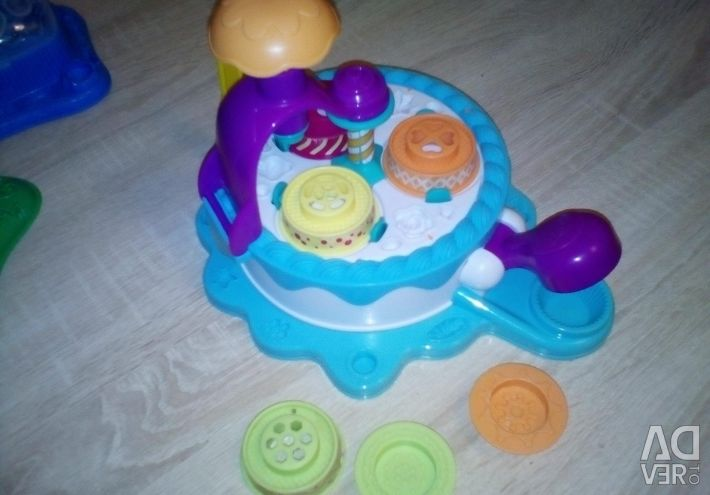 Play up sets