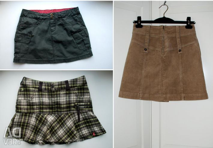 Skirts p. 146 - 152