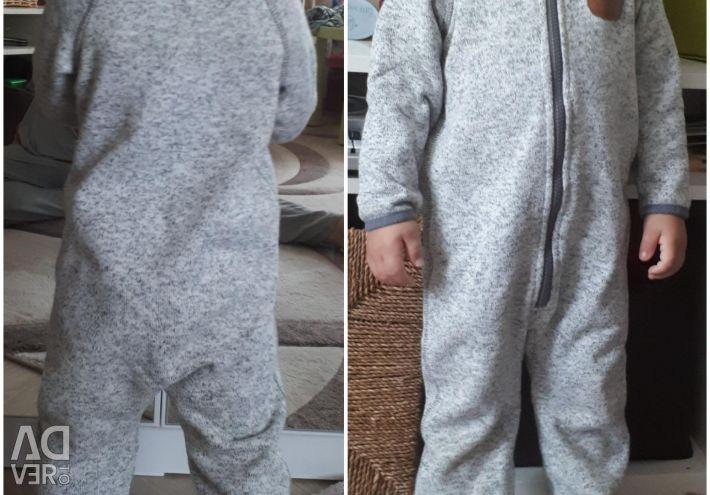 Tulum polar H & M 86 cm