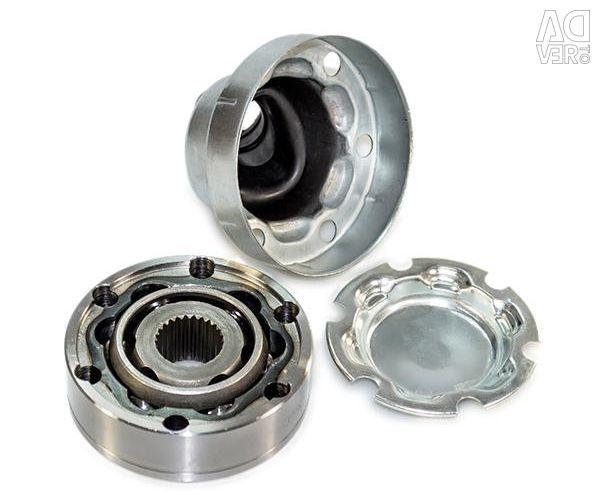 CV joint shaft inner front Audi Q7 [4L] (05-15), Porsche Cayenne (03-10), VW Touareg (02-10)