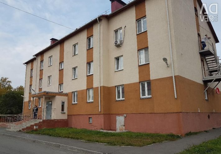 Квартира, вільне планування, 30.5 м²