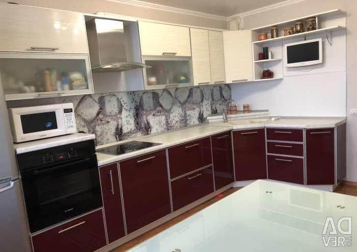 Apartment, 2 rooms, 75 m²