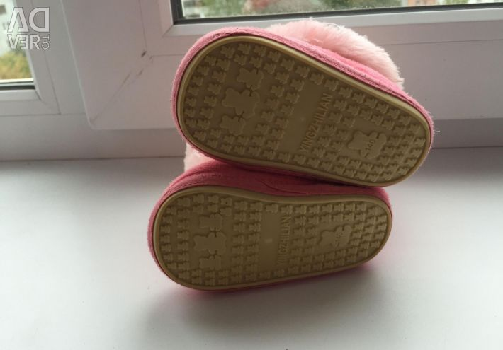 Shoes 10 cm on the insole